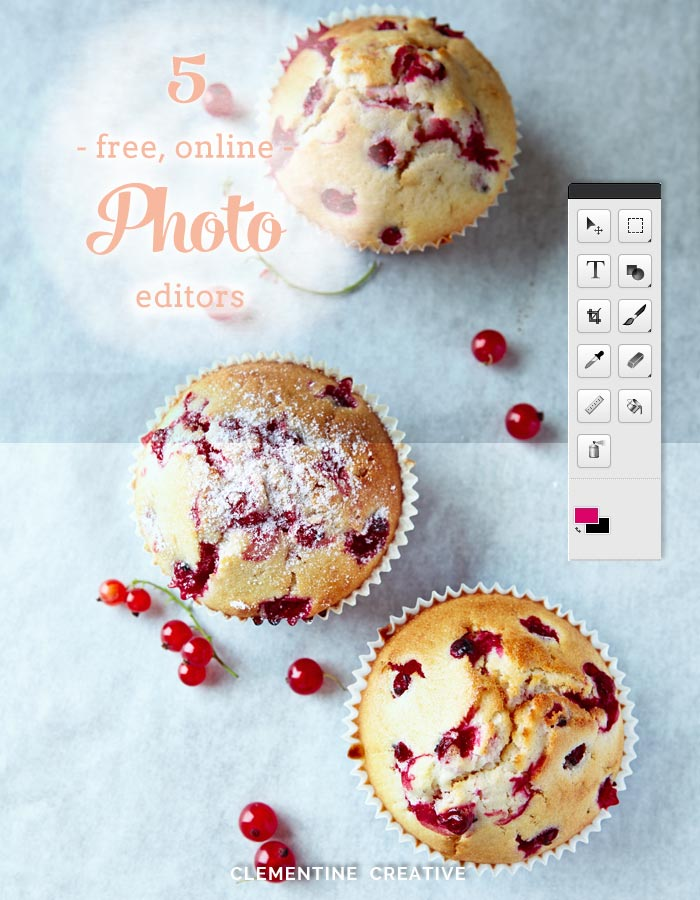5 Free Online Photo Editors