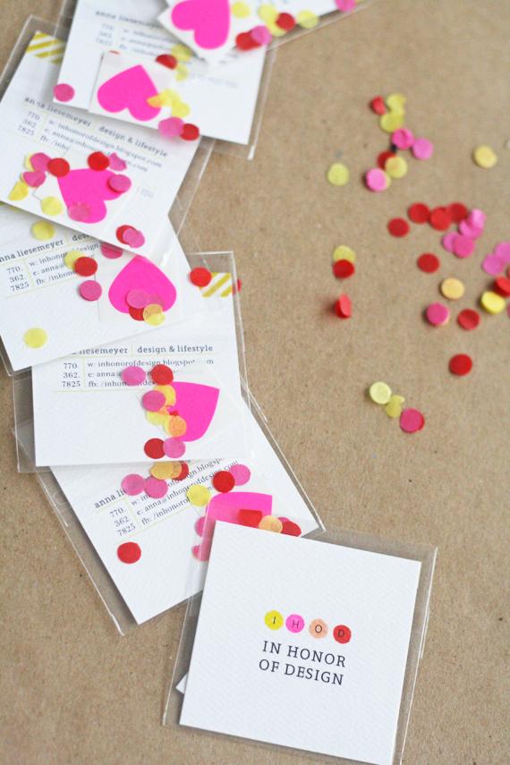 confetti-diy-business-card