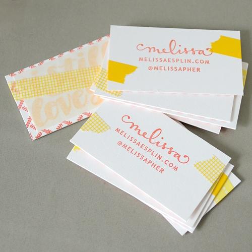 washi-tape-orange-business-cards