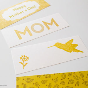 free printable mothers day bookmarks