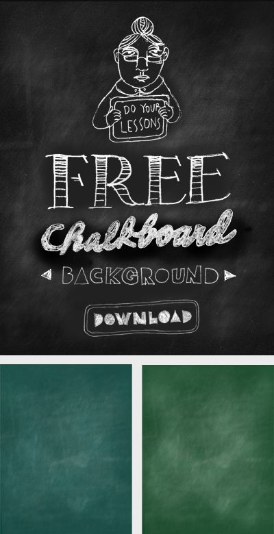 free chalkboard backgrounds