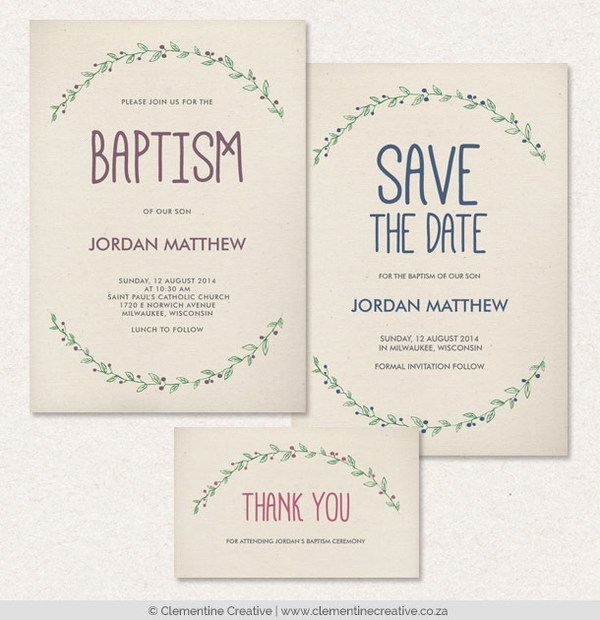 First Holy Communion Invitation Templates with awesome invitation ideas