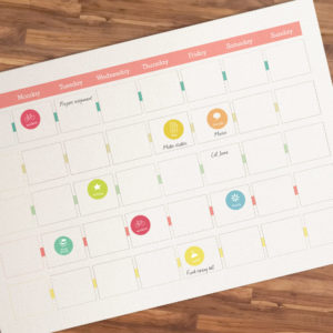 printable planner stickers for students