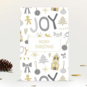 fun printable christmas card