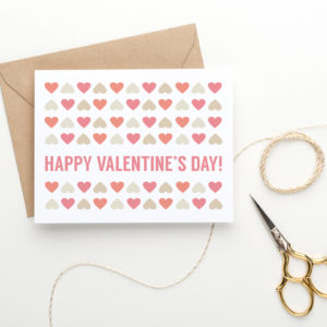 printable valentine's day card for her