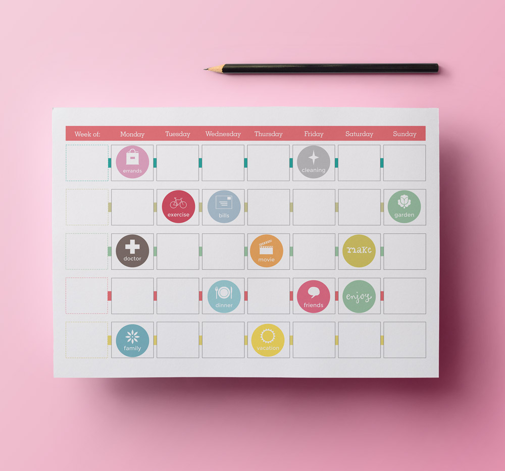 You are here: Home / Printable Planners / Printable Stickers for ...