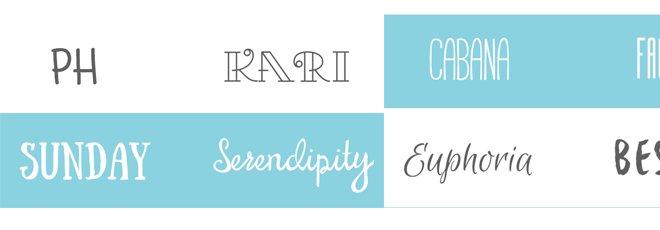 10 Quality Fonts you Won't Believe are Free