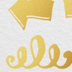 free gold clip art