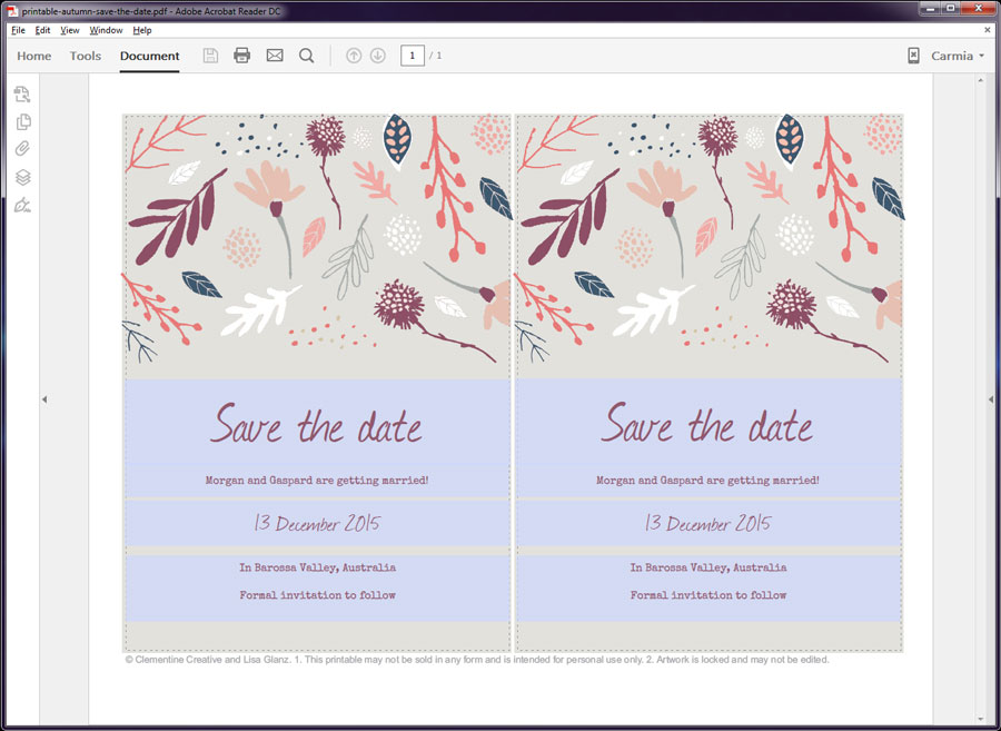 free printable save the date templates - save the date templates free printables search results