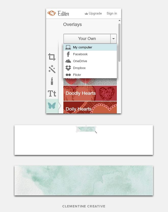 blog header design in picmonkey