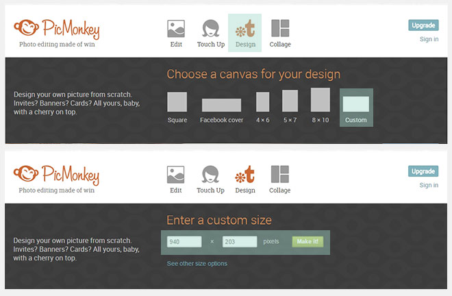 blog header size in picmonkey