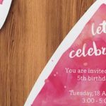 Free Printable Watermelon Party Invites