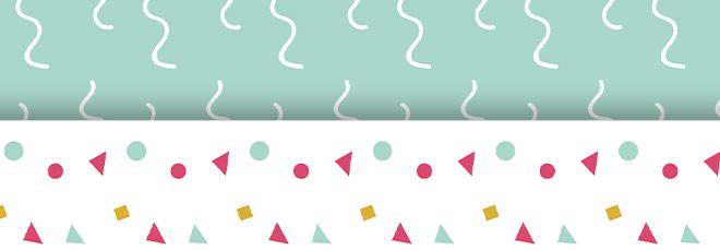 free confetti patterns