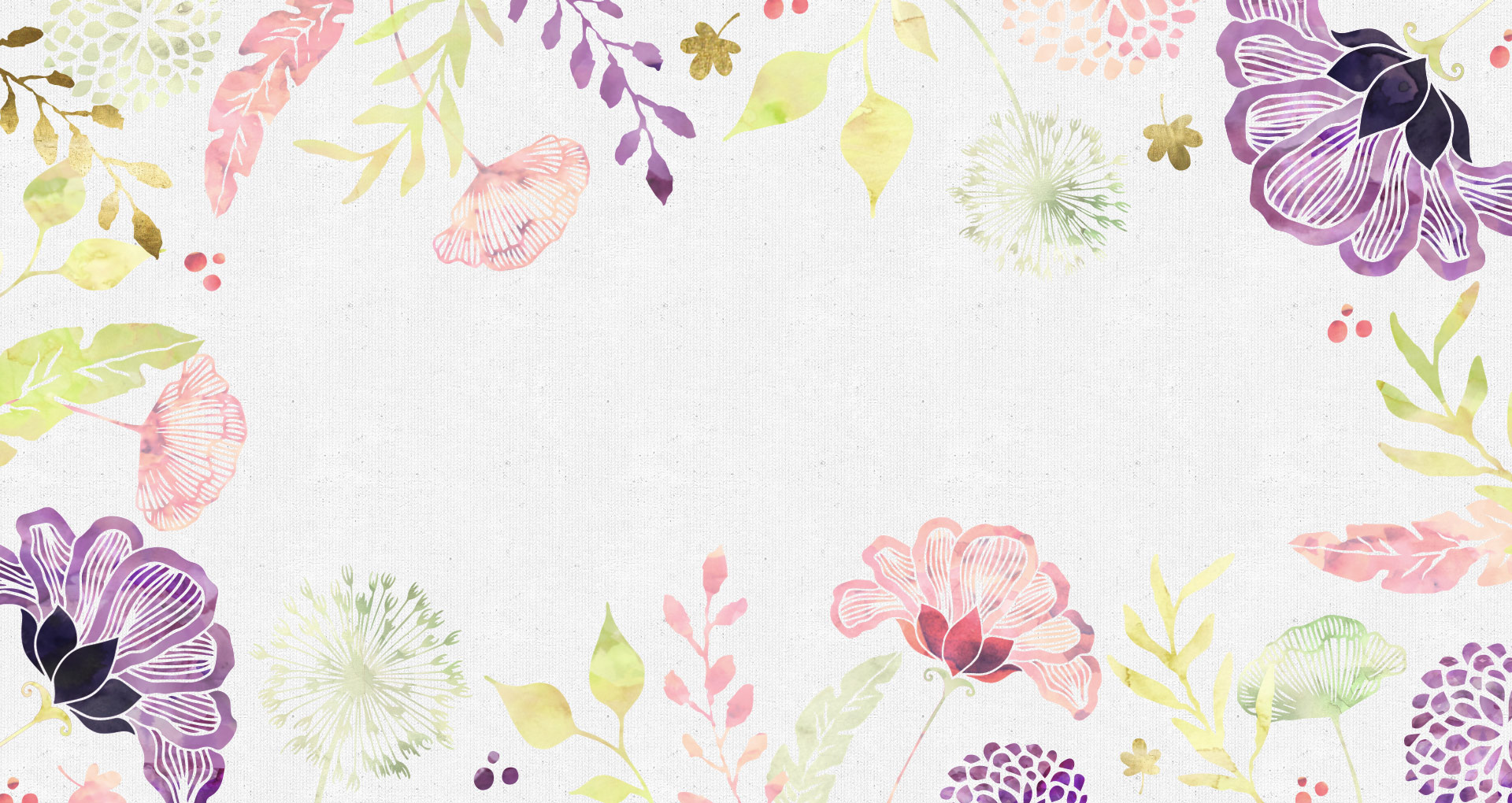 Digital Roundup Floral Desktop Wallpapers For Spring