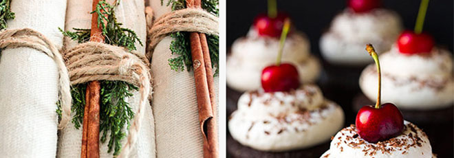 enchanted forest holiday party ideas