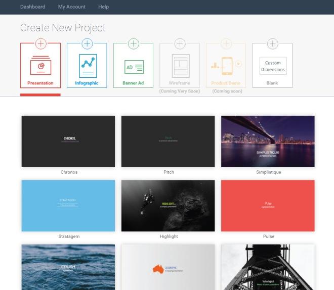 create presentation in powerpoint design attractive presentations in ...