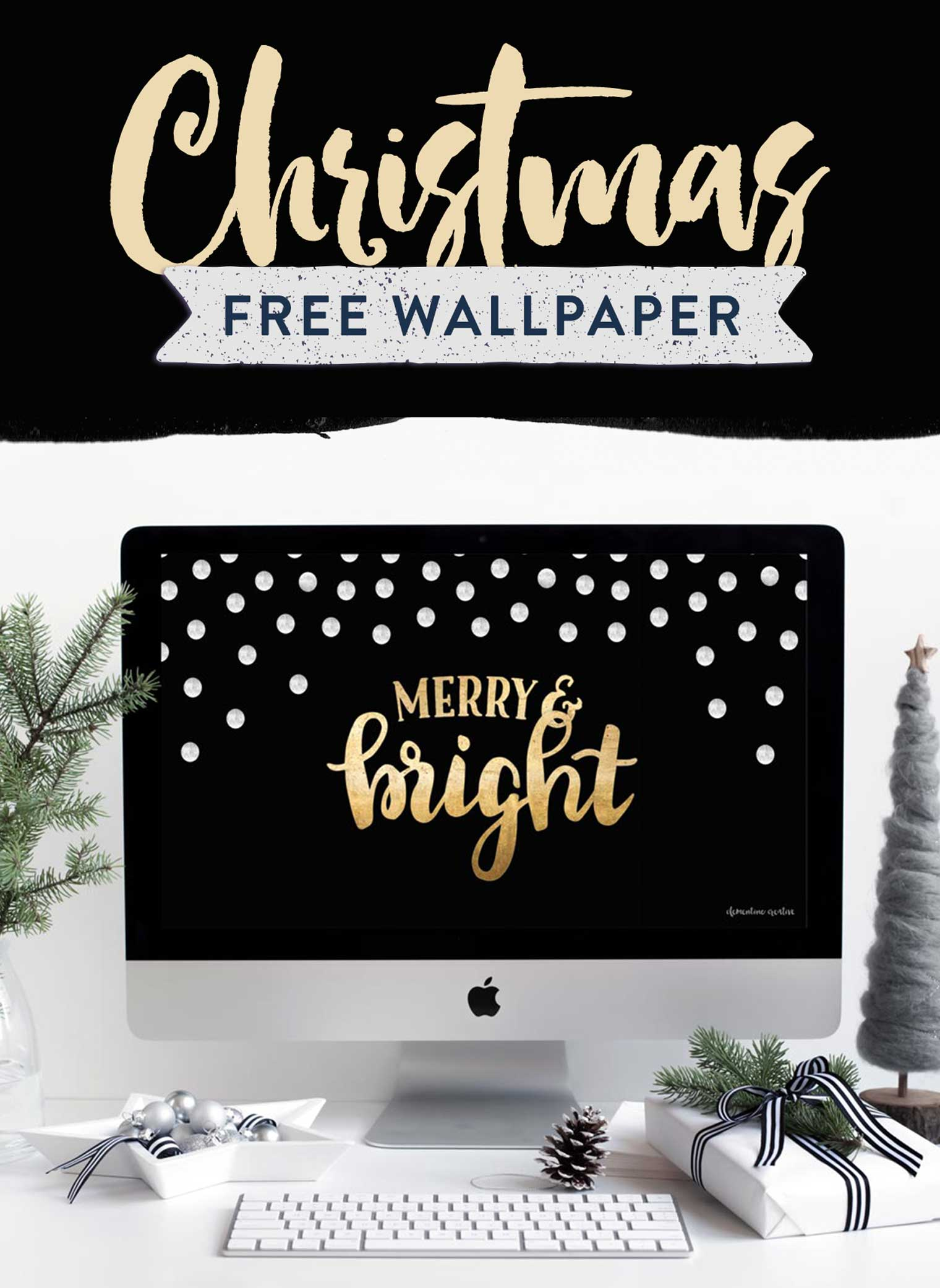 free christmas desktop wallpaper