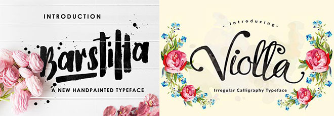 The New Year Font Bundle