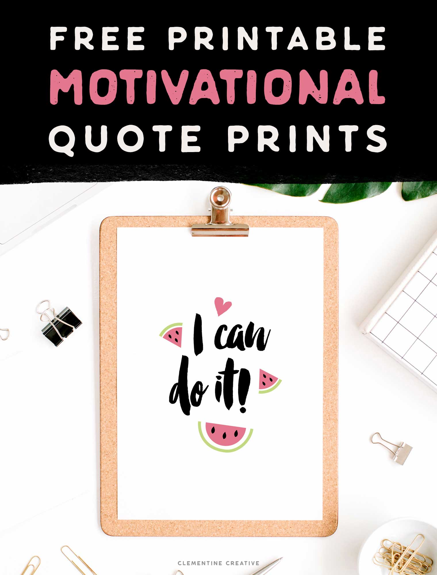 graphic regarding Printable Motivational Quotes identify Take impressed within just the early morning with People cost-free printable
