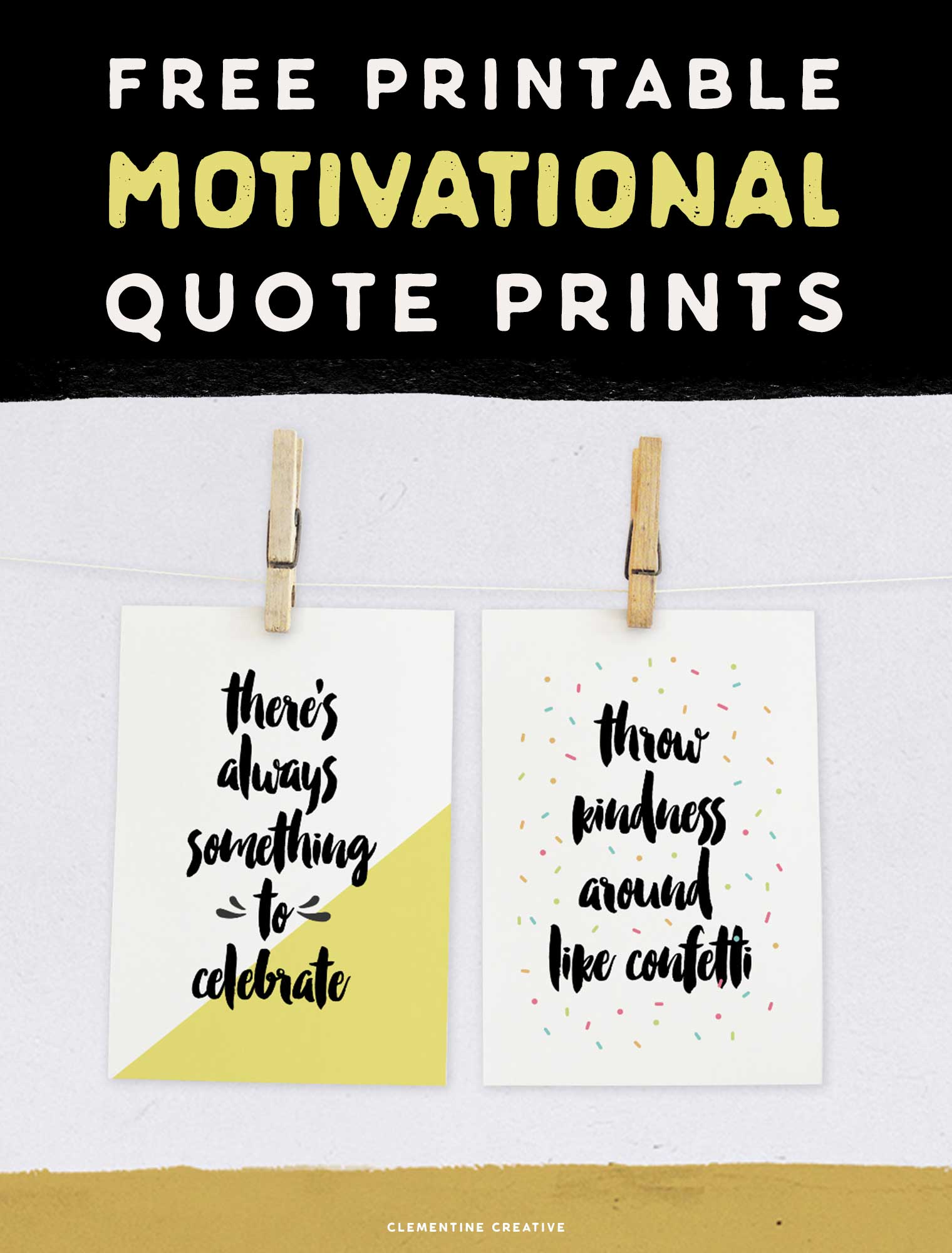 photo about Printable Motivational Quotes named Consider encouraged inside the early morning with this sort of cost-free printable