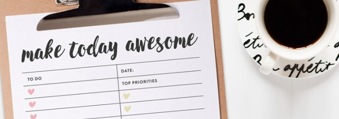free printable daily planner page for inkstruck studio