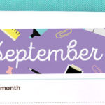 Free Printable September Monthly Planner