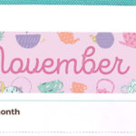 Free Printable November 2016 Monthly Planner