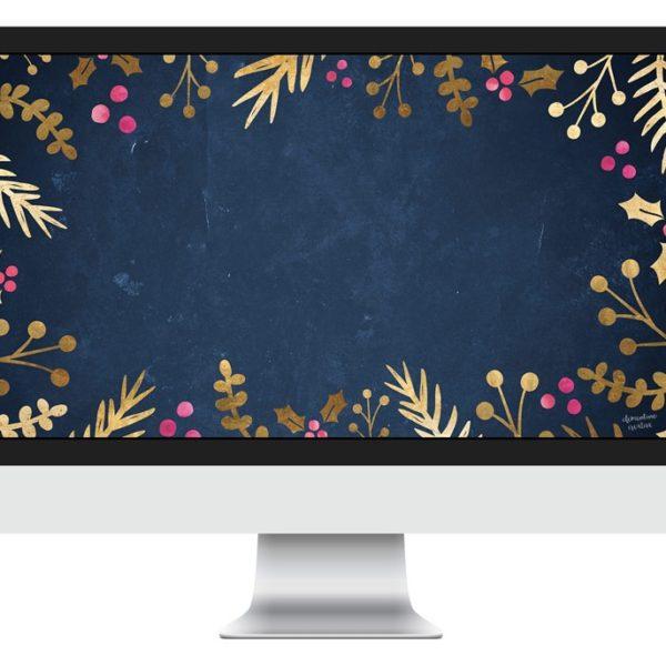 gold-foil-wallpaper