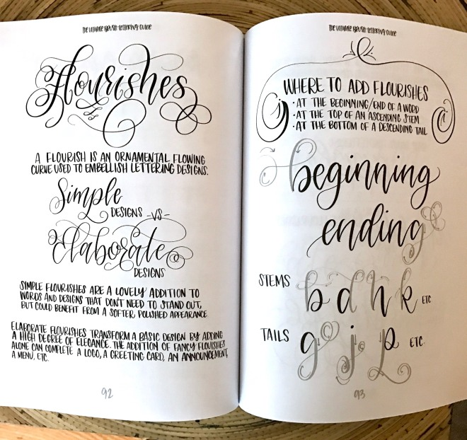 Why you ll love the ultimate brush lettering guide book