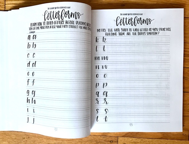 Why you ll love the ultimate brush lettering guide book review