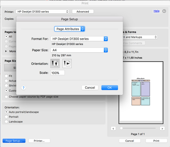 How to Resize Printables Larger or Smaller