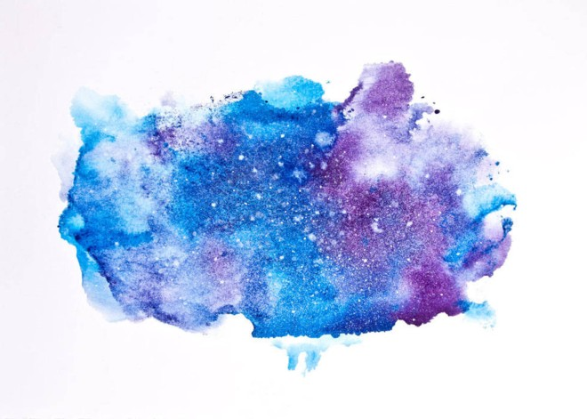 how to paint a watercolor galaxy nebula and night sky 10 tutorials