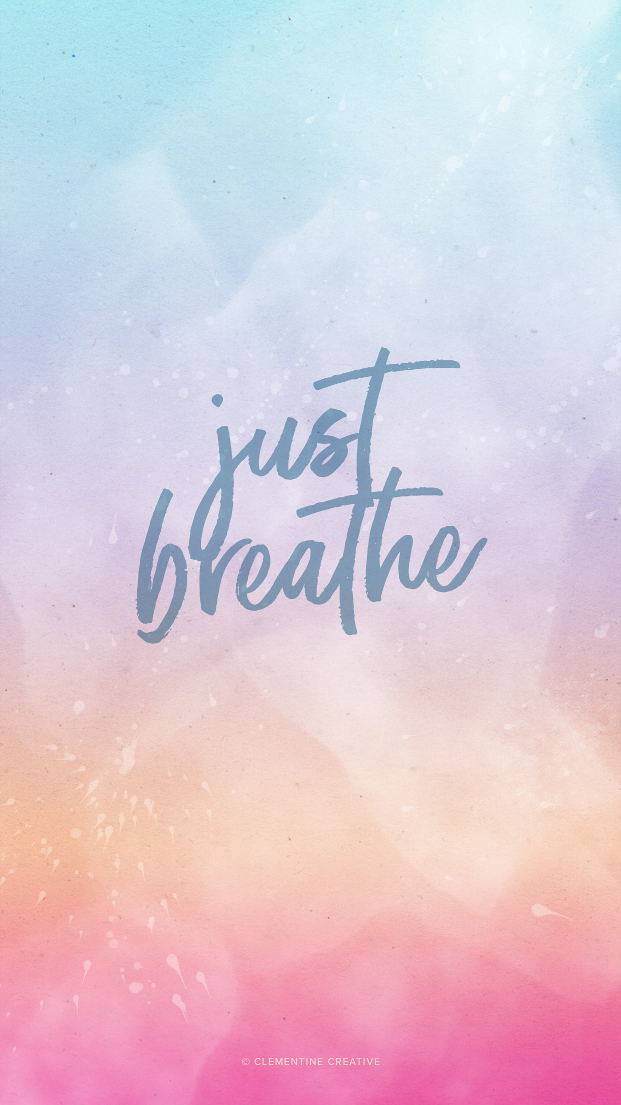 just breathe free desktop tablet and mobile wallpapers