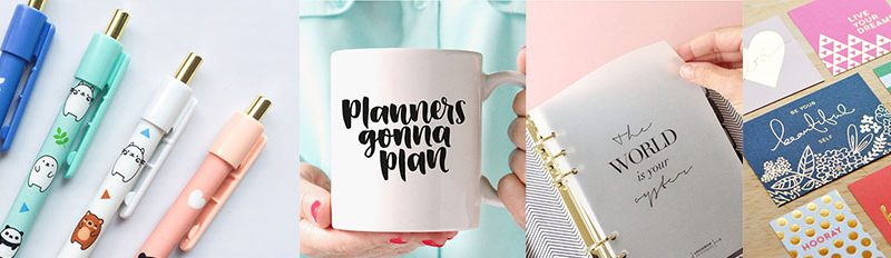 Gift Ideas for Planner Lovers