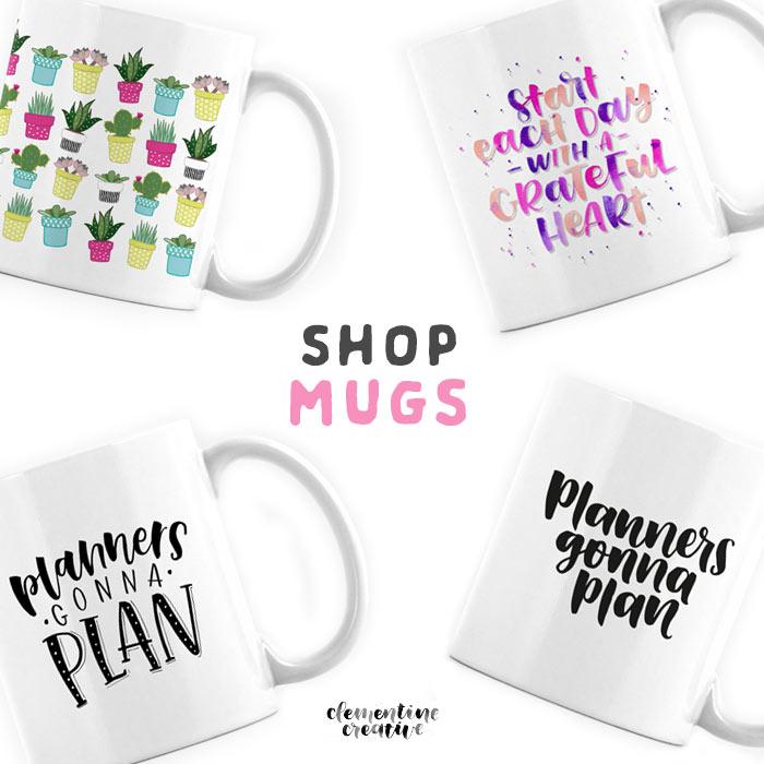 shop designer mugs