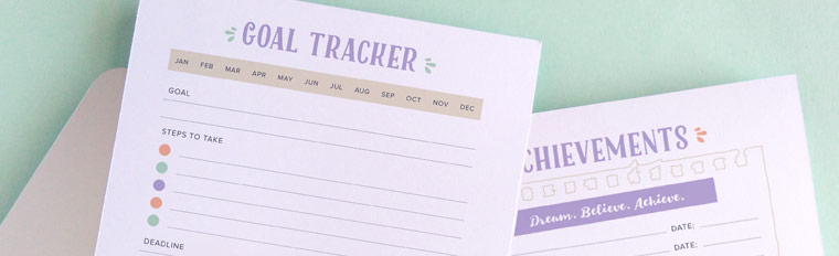How to Achieve Your Goals Using The Inspired Life Planner Inserts