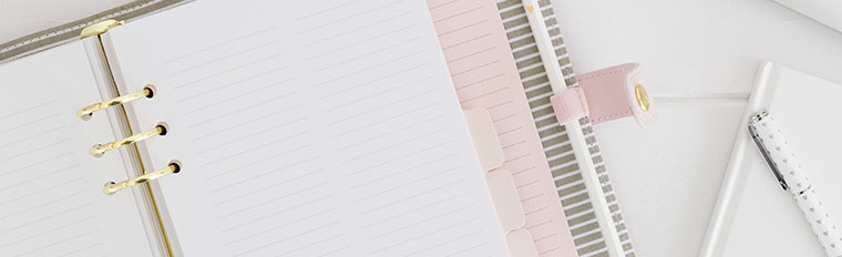 3 Tips to Choose Your Perfect Planner