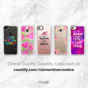 shop clementine creative iphone cases
