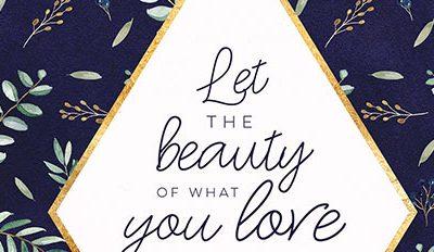 Free Printable Botanical Art: Love What you do