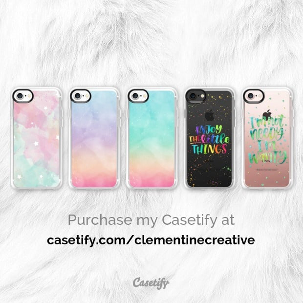 shop clementine creative phone cases on casetify