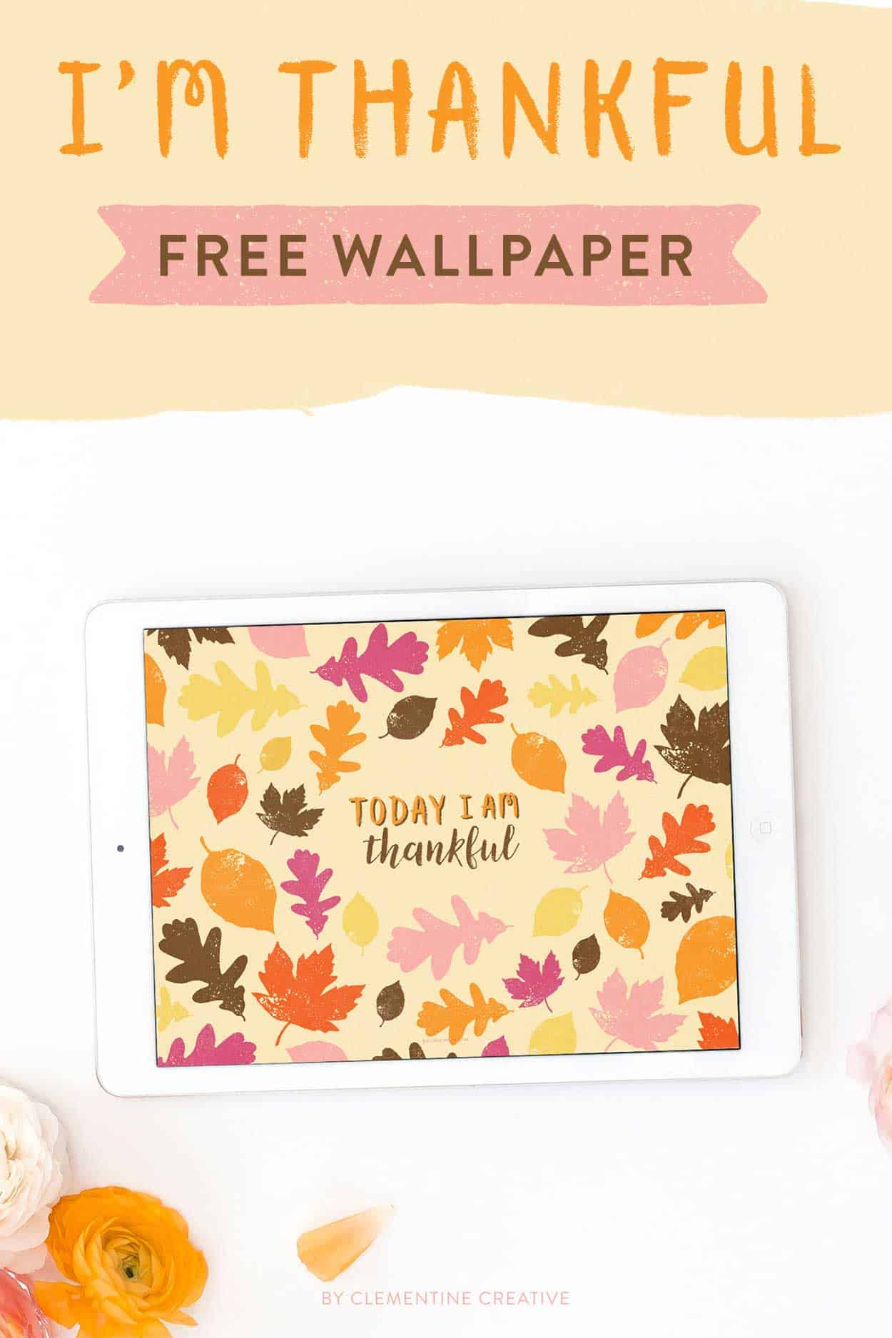free thanksgiving wallpaper for iPads