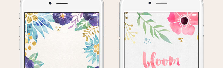 Wallpapers Archives - Clementine Creative