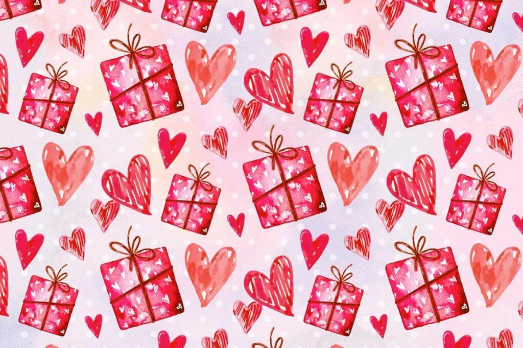 valentine's day gift pattern
